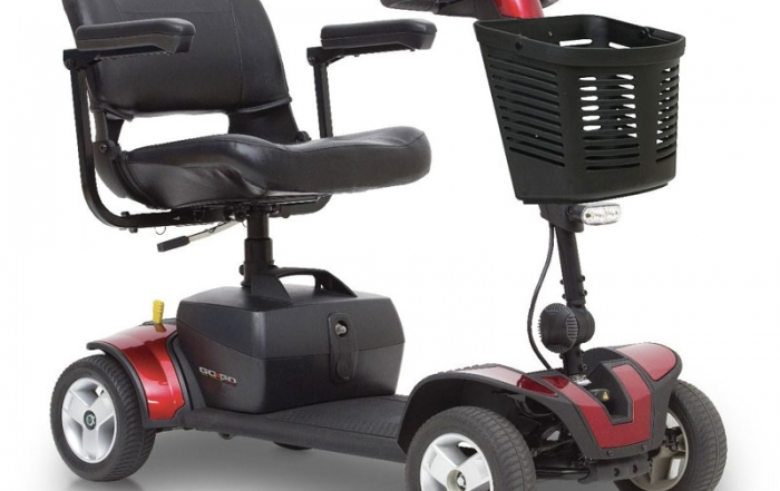 Mobility Scooter and Wheelchair Hire Poole Bournemouth Dorset