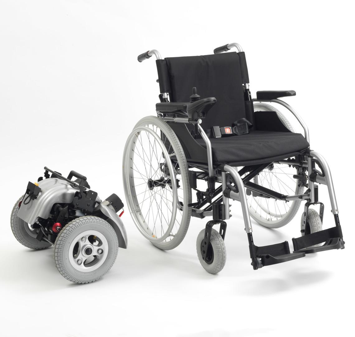 Gemini 2 In 1 Power Wheelchair