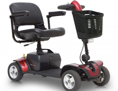 Wheelchair & Mobility Scooter Hire in Poole, Bournemouth & Dorset