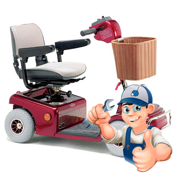 Mobility Scooter Repair and Servicing Bournemouth
