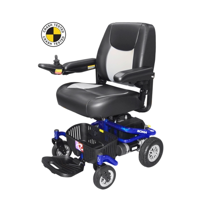 reno 2 power chair electric wheelchair