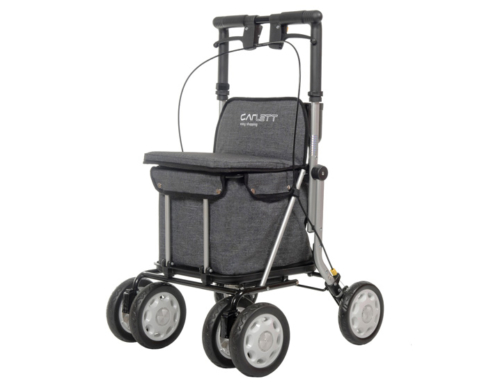 Introducing The New All-in-One Shopper Rollator