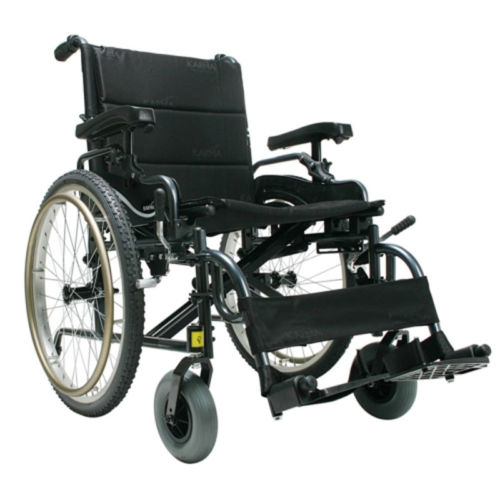 WHEELCHAIRS - SELF PROPELLED